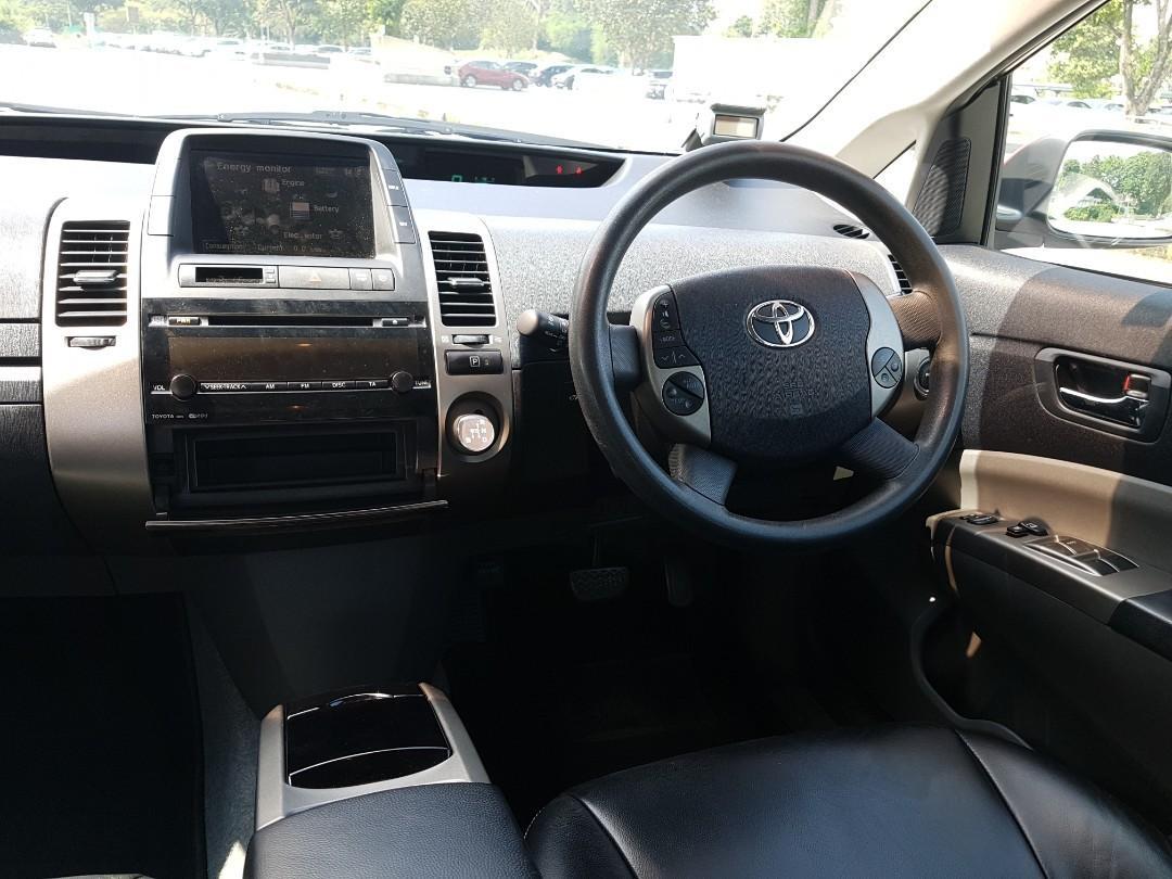 [$420] Toyota Prius Hybrid Long Term Rental! GRAB/GOJEK ALL WELCOMED!