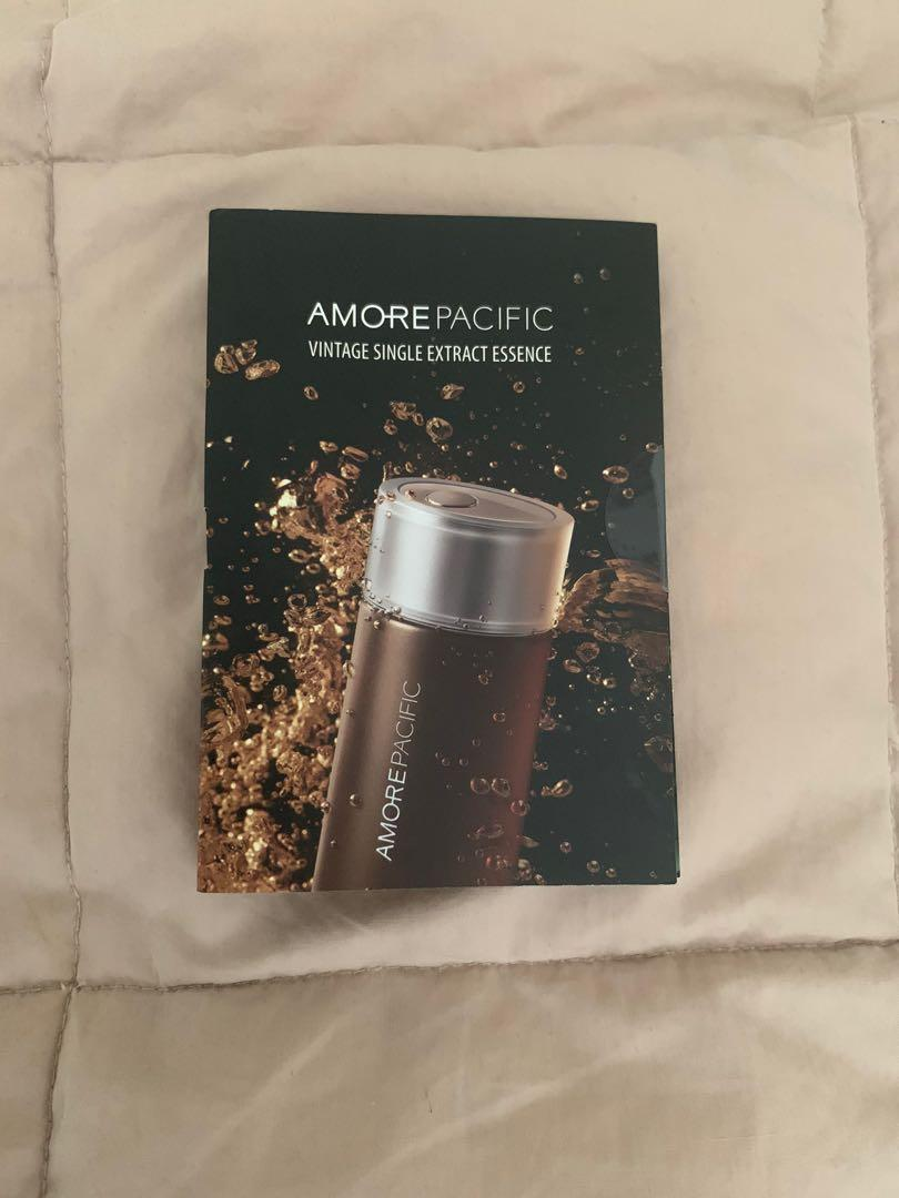 Amore Pacific vintage single extract essence 5ml sample
