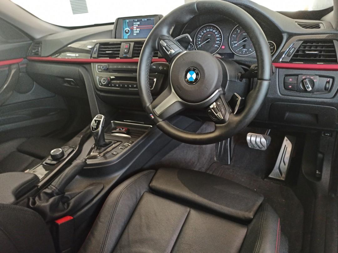 BMW 328IA GT SPORT 2013