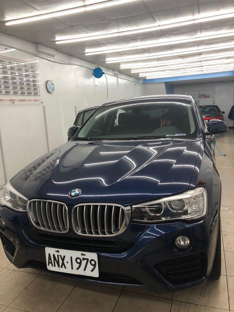 自售BMW X4 2015總代理(自用超佳)超好開