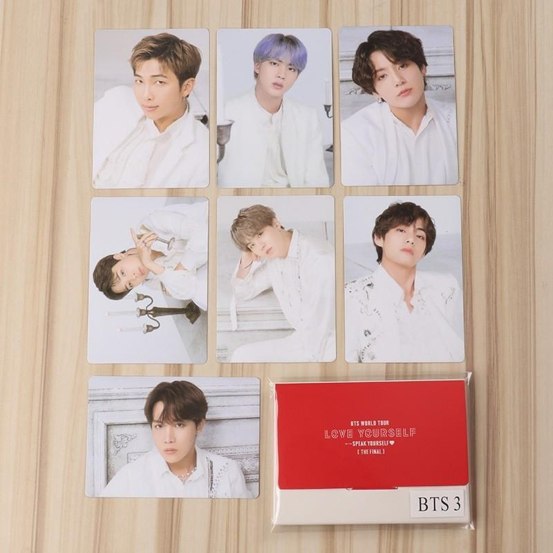 BTS SPEAK YOURSELF THE FINAL PHOTOCARD ( UNOFFICIAL)