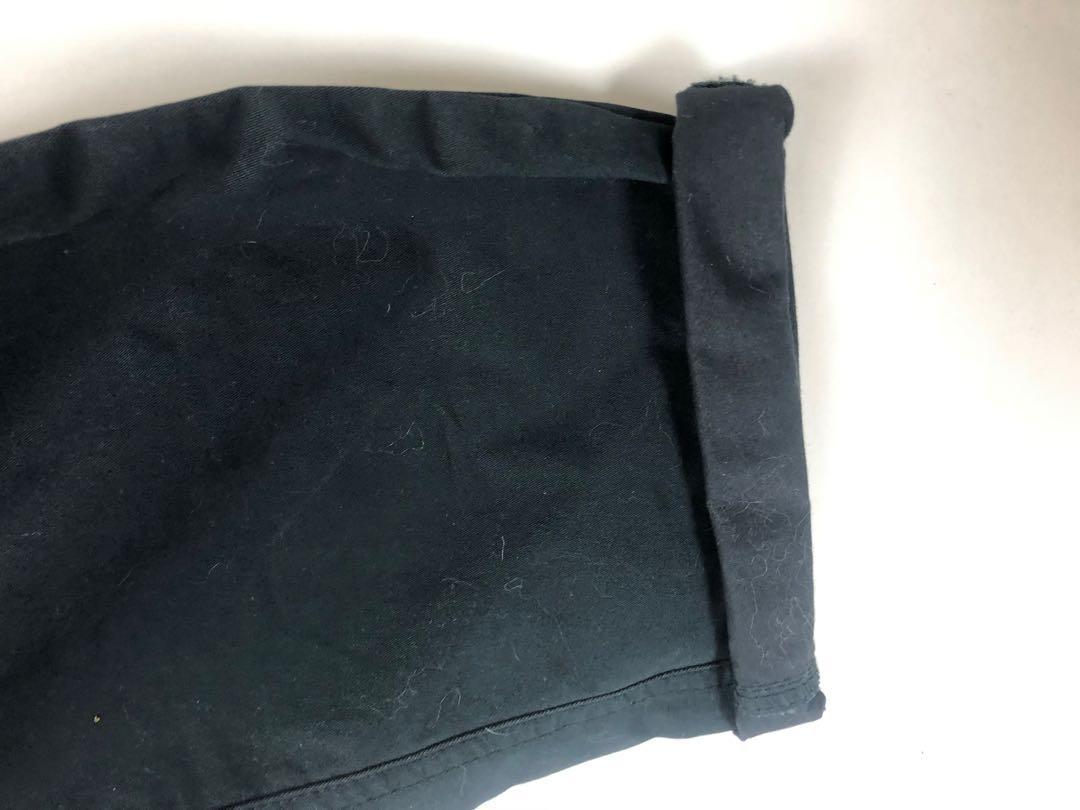 Drake Roller Pants By Cotton On Black Stylish Pants Cuff Fashion