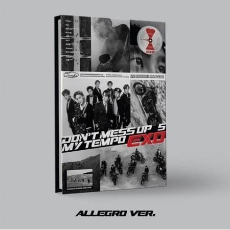 EXO 5th Album 2018 Don't Mess UP My Tempo (Ver. ALLEGRO)