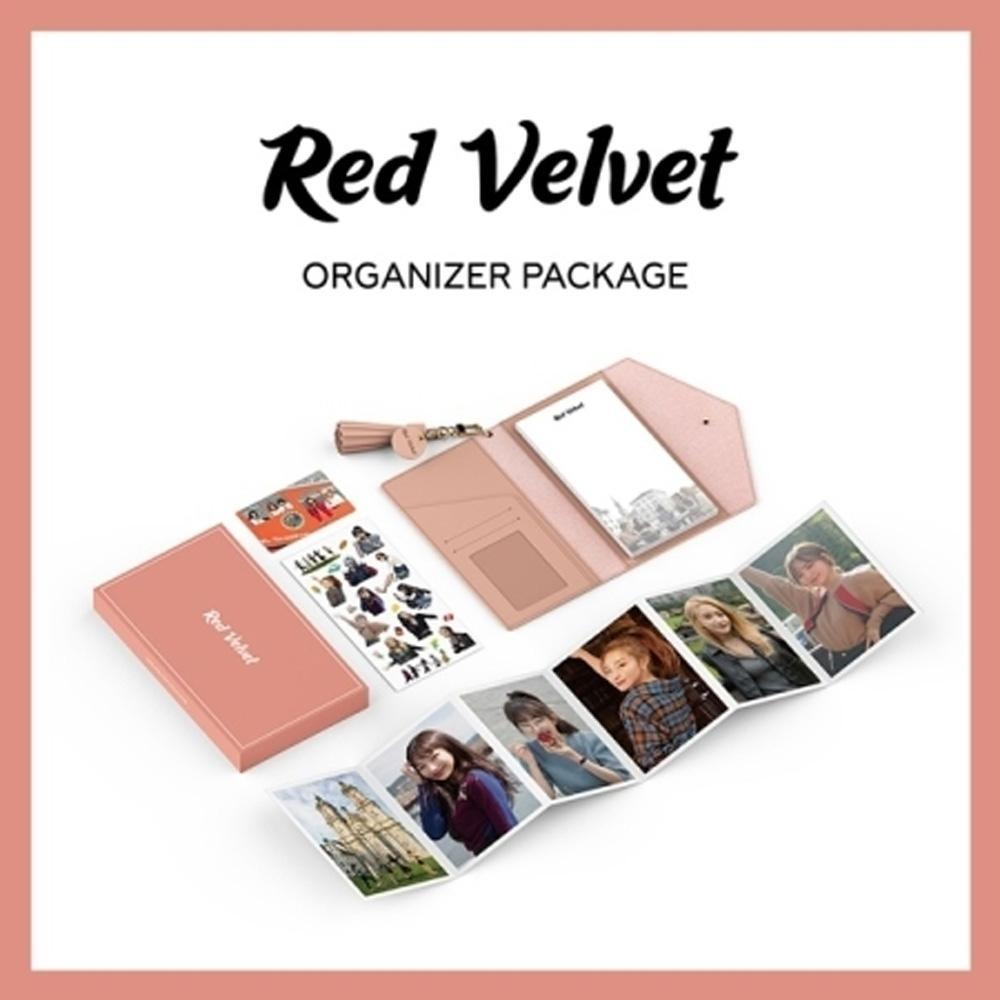 [FREE POSTAGE] RED VELVET ORGANIZER PLANNER LIMITED EDITION