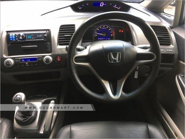 Honda Civic for rent  (phv ready)