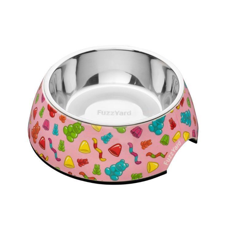 JellyBear Easy Feeder Bowl