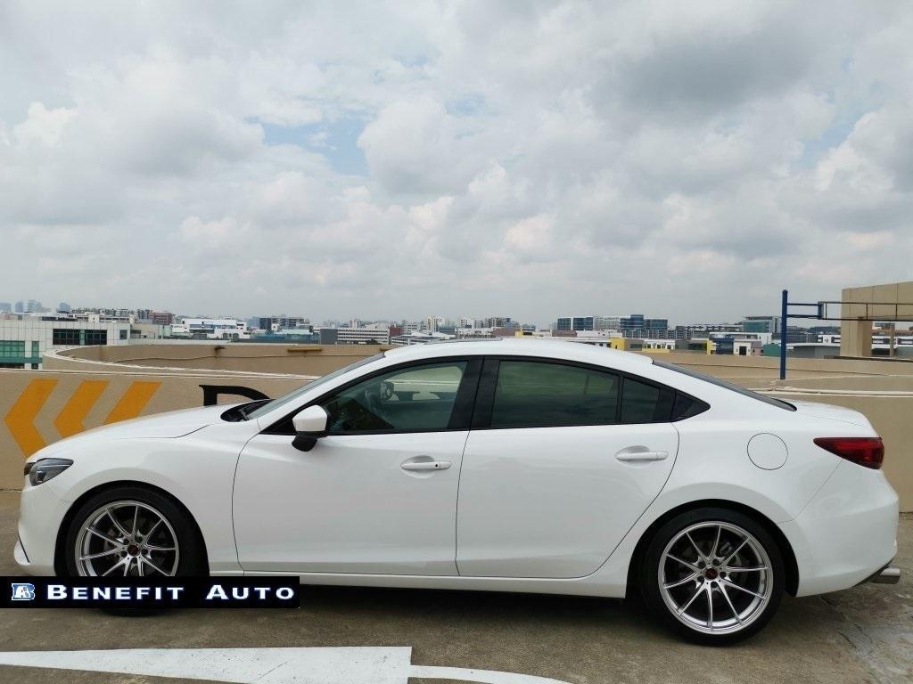 Mazda 6 Auto 2.5