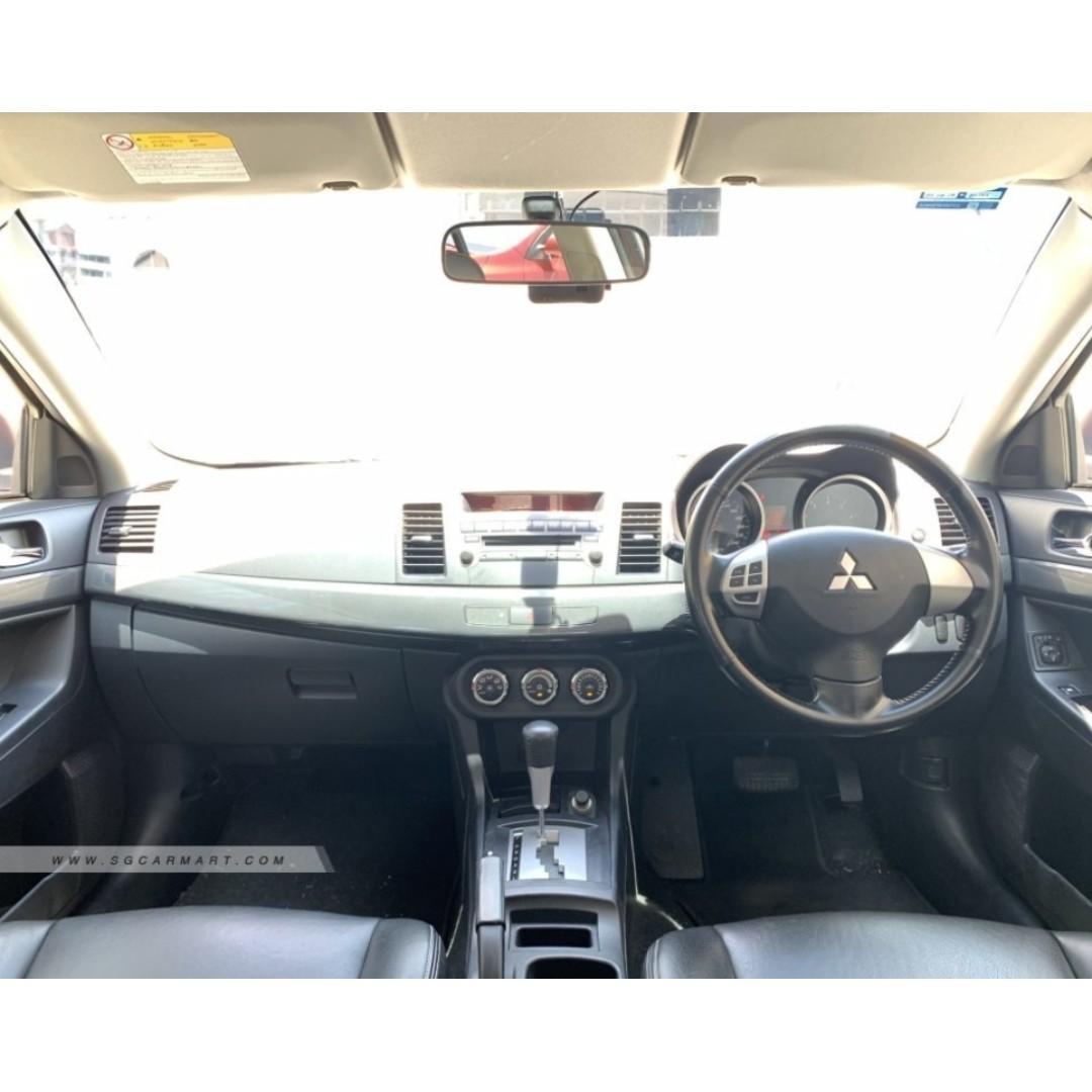 Mitsubishi Lancer 1.5 EX MIVEC Elegance Auto (OPC) (New 5-yr COE)