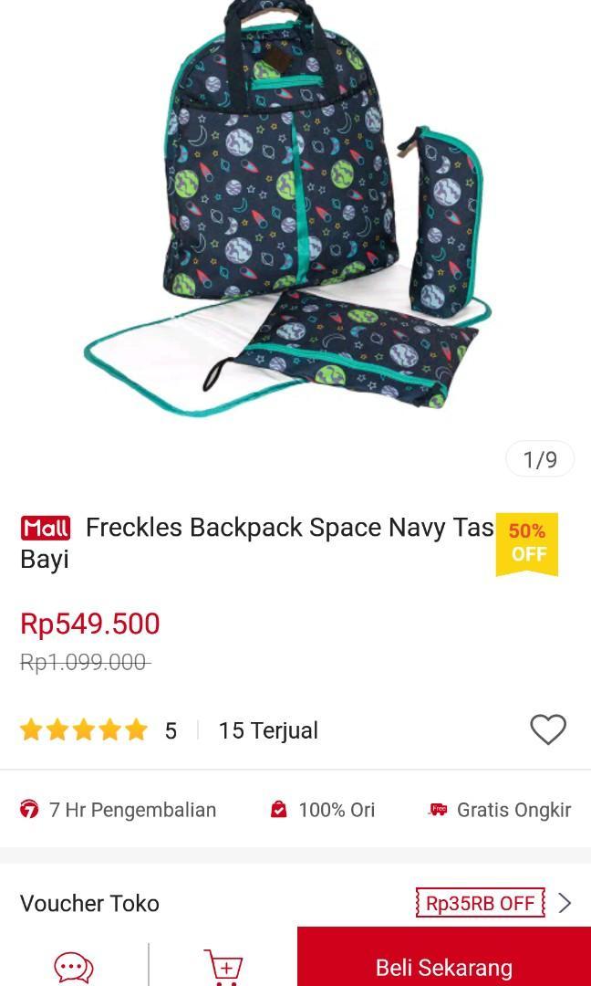 Okiedog Freckles Backpack