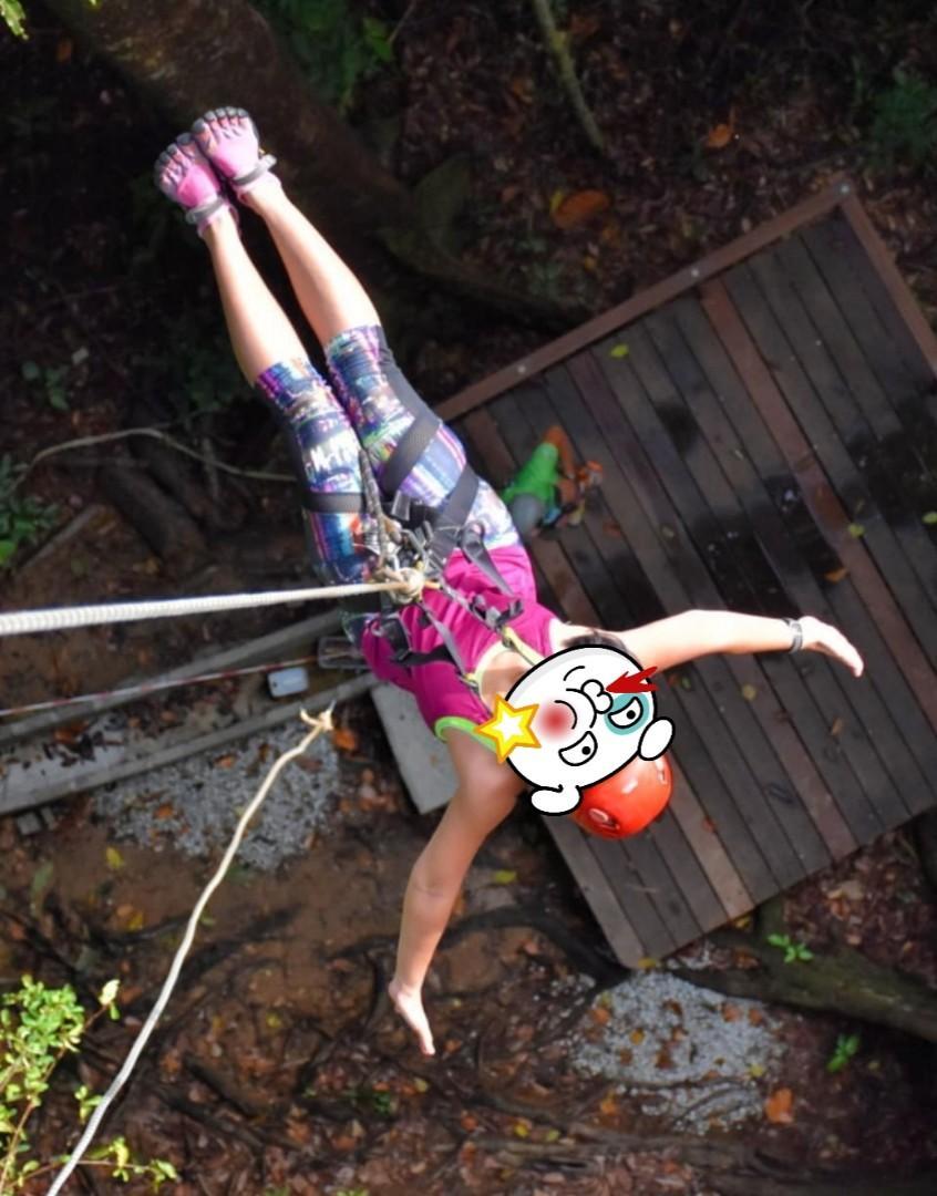 "Onzie ""Neon City"" 3/4 Gym / Yoga pants / Leggings"