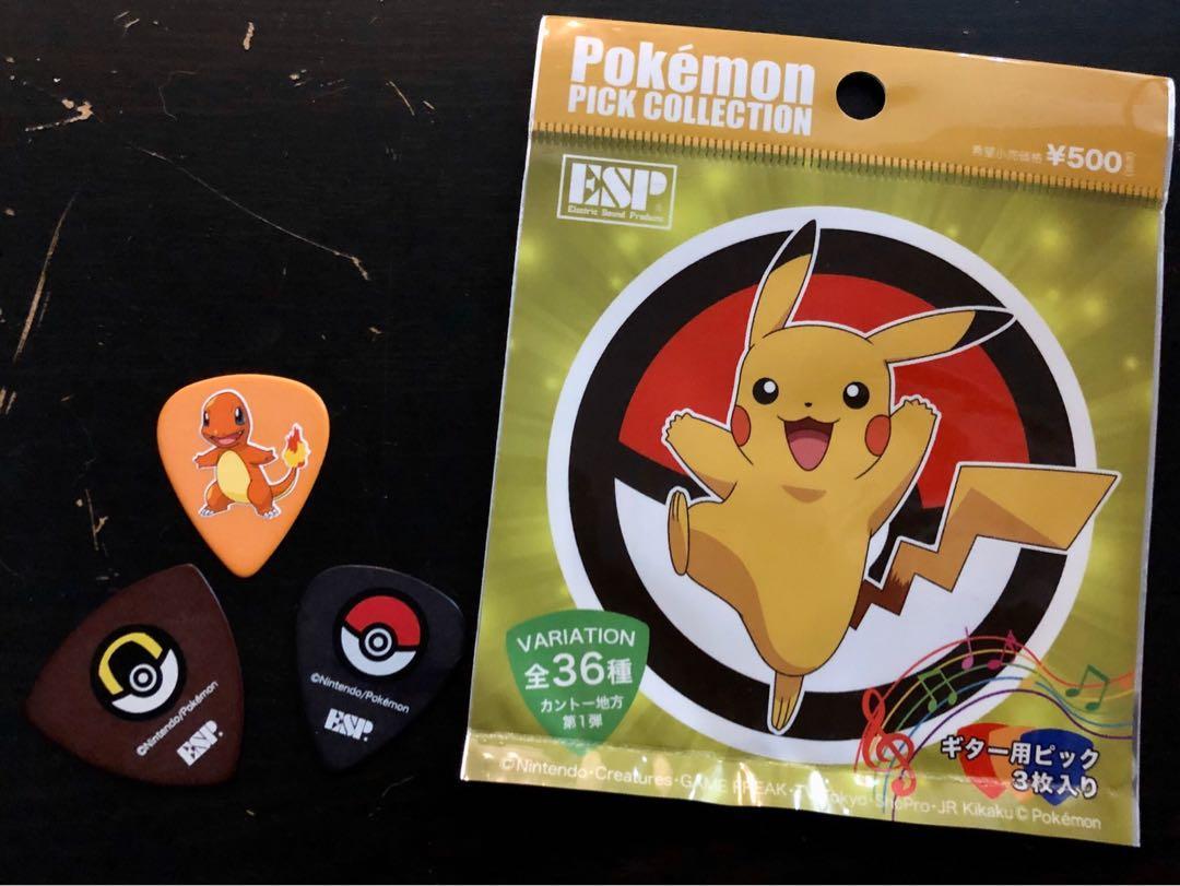 Pokemon picks