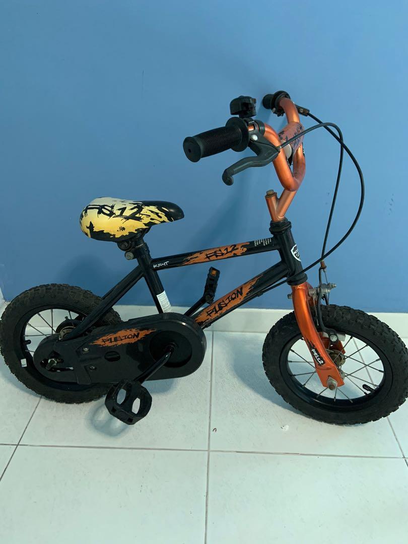 Pre loved  kid bike