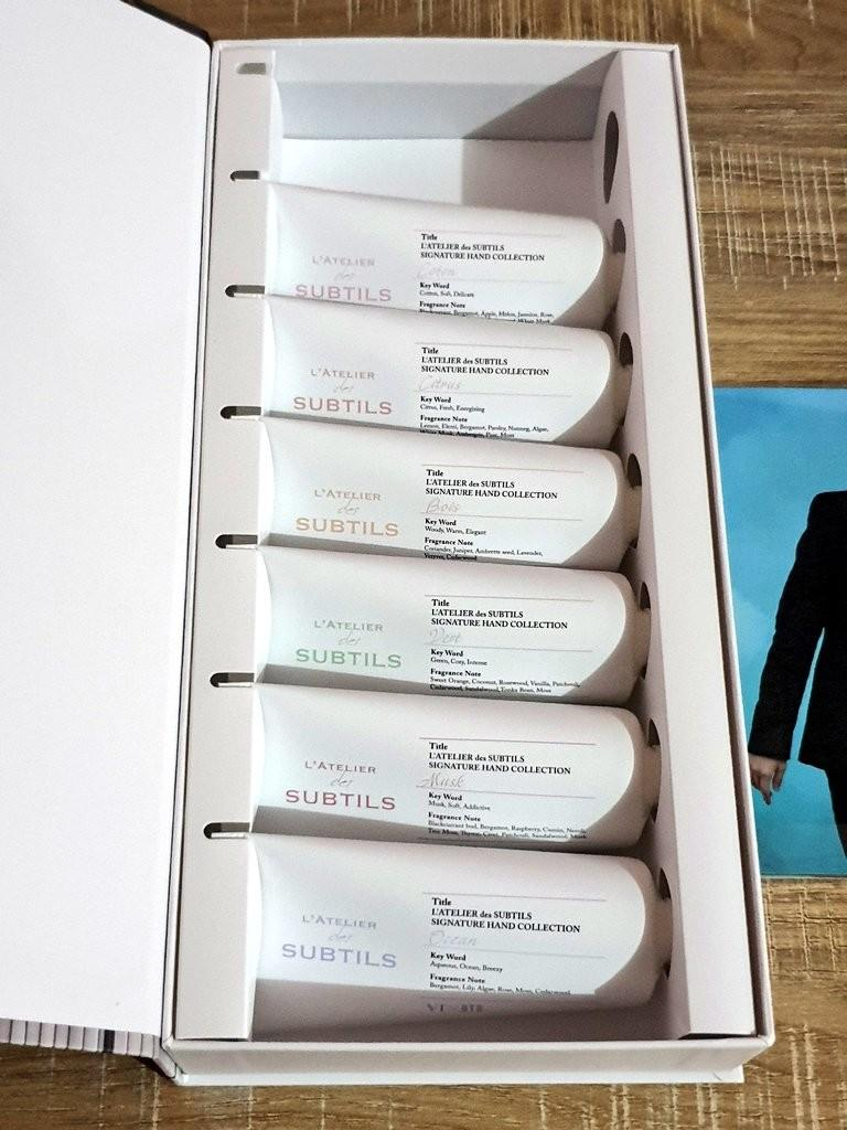 [PURCHASED] VT x BTS Pop-Up Store Shopping Service (30/11) > RM, Jin & J-Hope's Hand Creams Available!