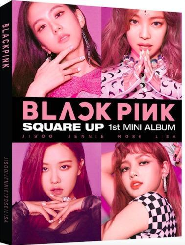 [Ready Stock/Sealed ]BLACKPINK-1st Mini Album [Square Up]