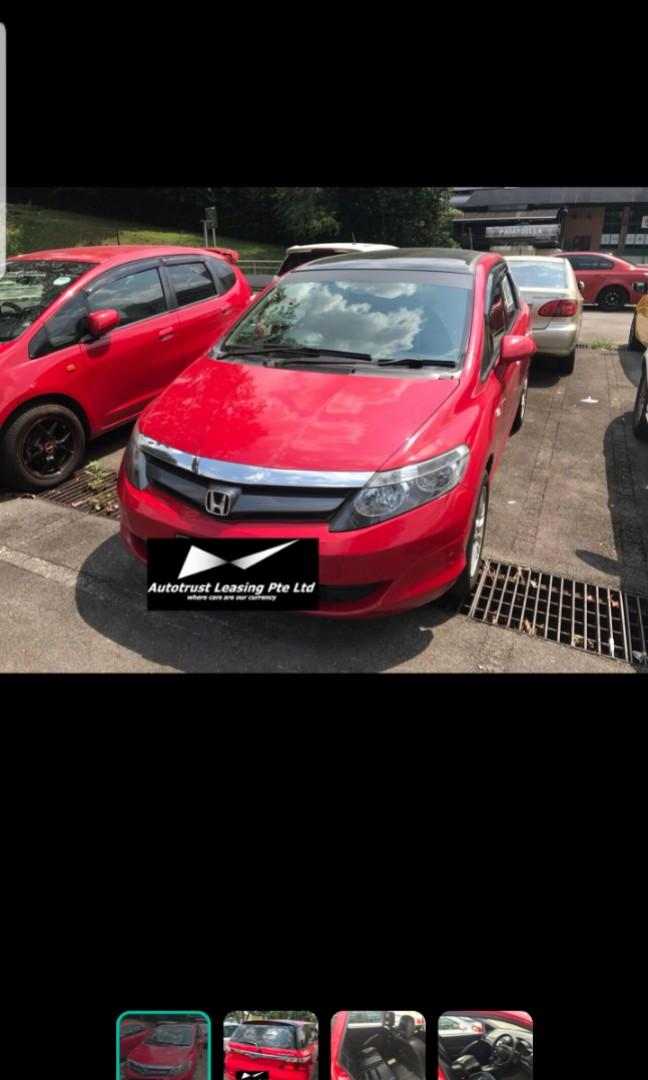 Rental for Honda Airwave 1.5
