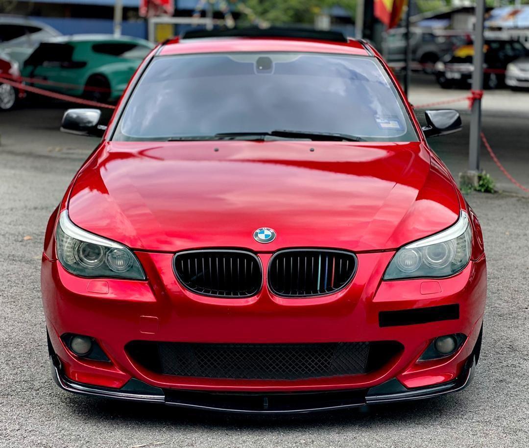 SEWA BELI>>BMW E60 525i LCI 2.5CC  M-SPORT EDITION 2009