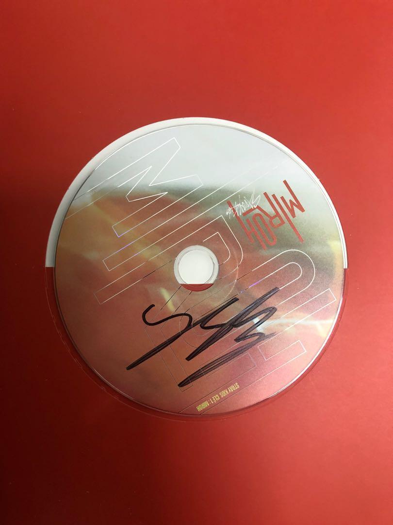 [SIGNED CD - Felix] Stray Kids <Clé 1: MIROH> MIROH Ver.