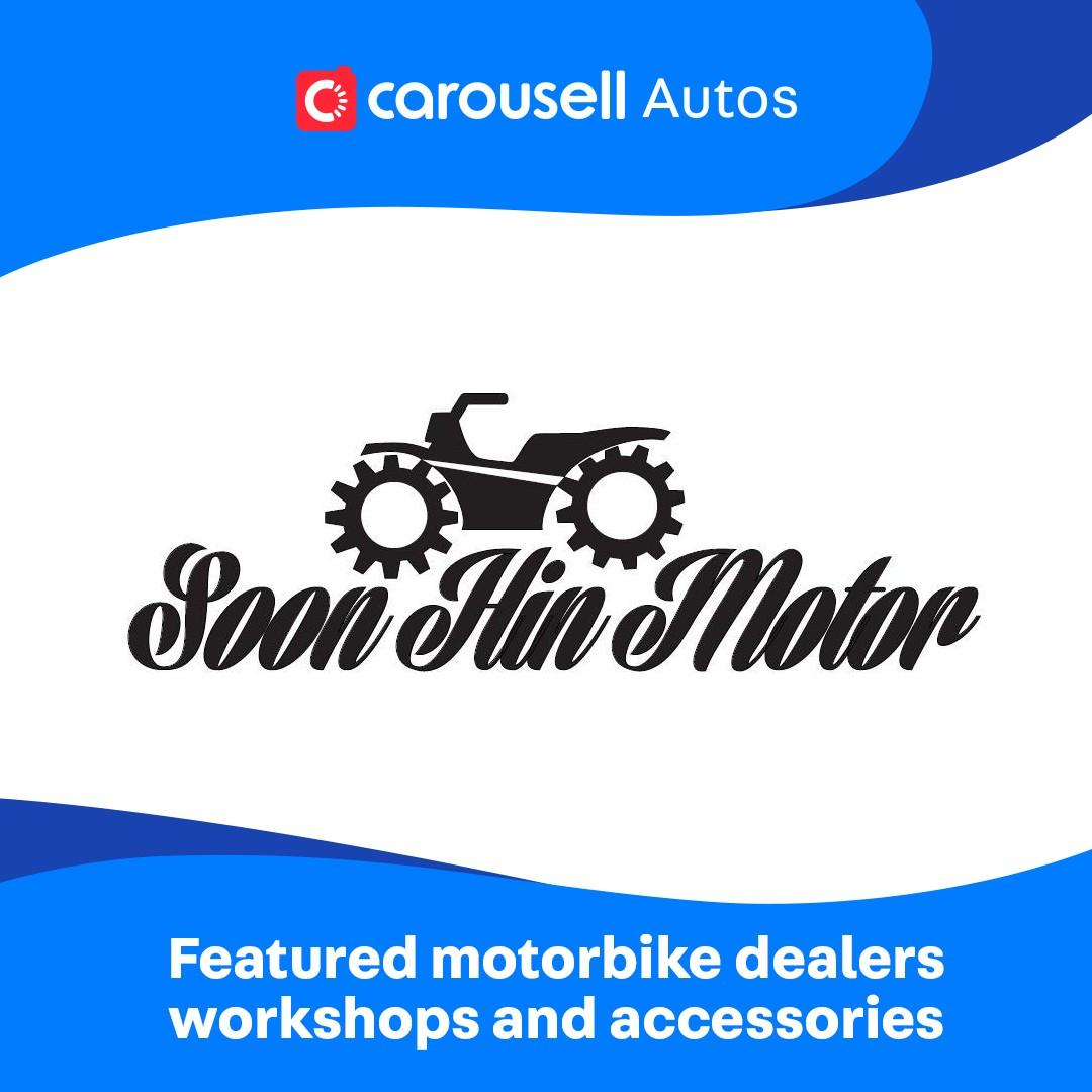 Soon Hin Motors - Recommended Motorbike Dealers, workshops and accessories