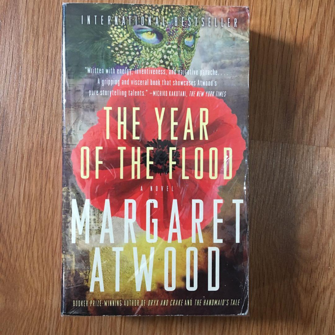 The Boy at the Top of the Mountain, The Lady of the Rivers, and The Year of the Flood