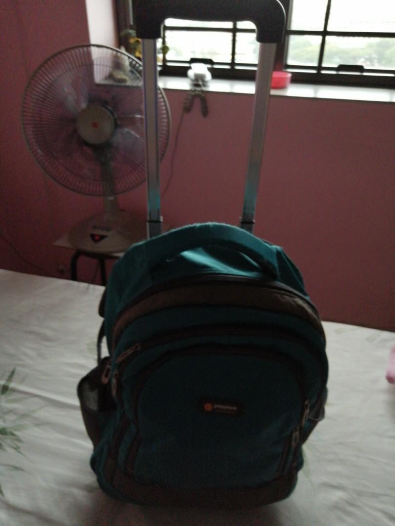 Travel Backpack cum trolley bag