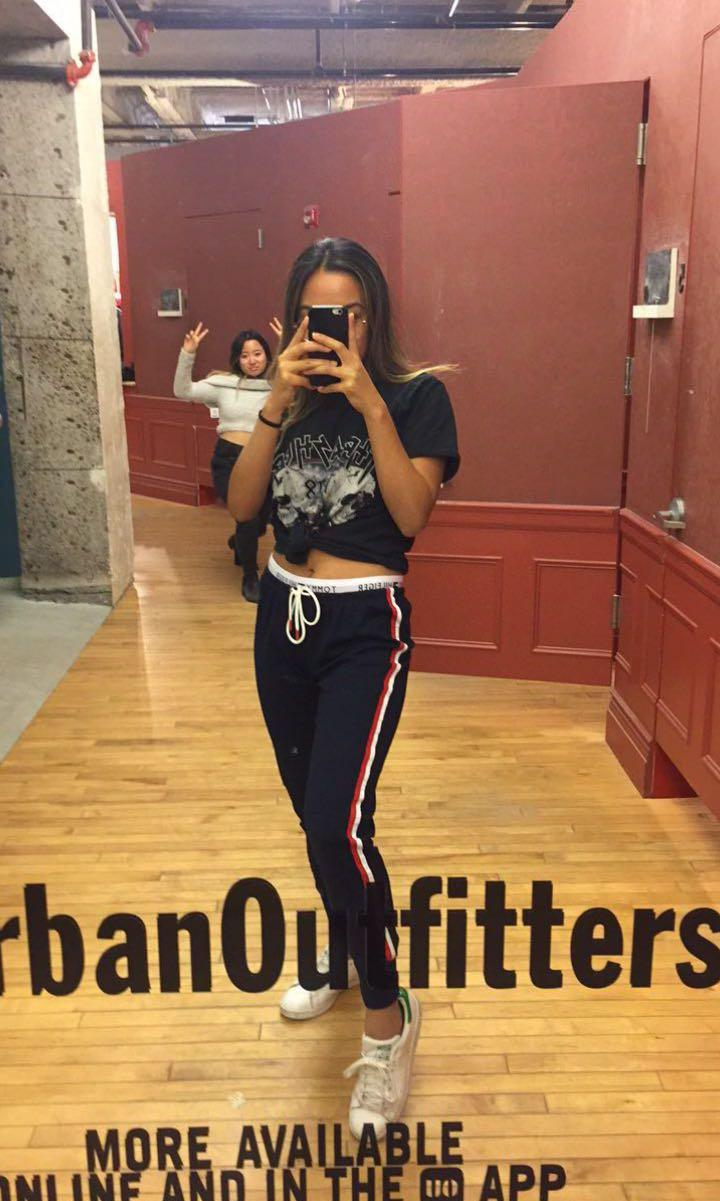 URBAN OUTFITTERS x TOMMY HILFIGER PANTS
