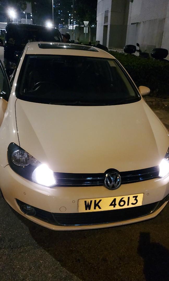 新年優惠及早預訂VOLKSWAGEN Golf GT1.4 2010 GT