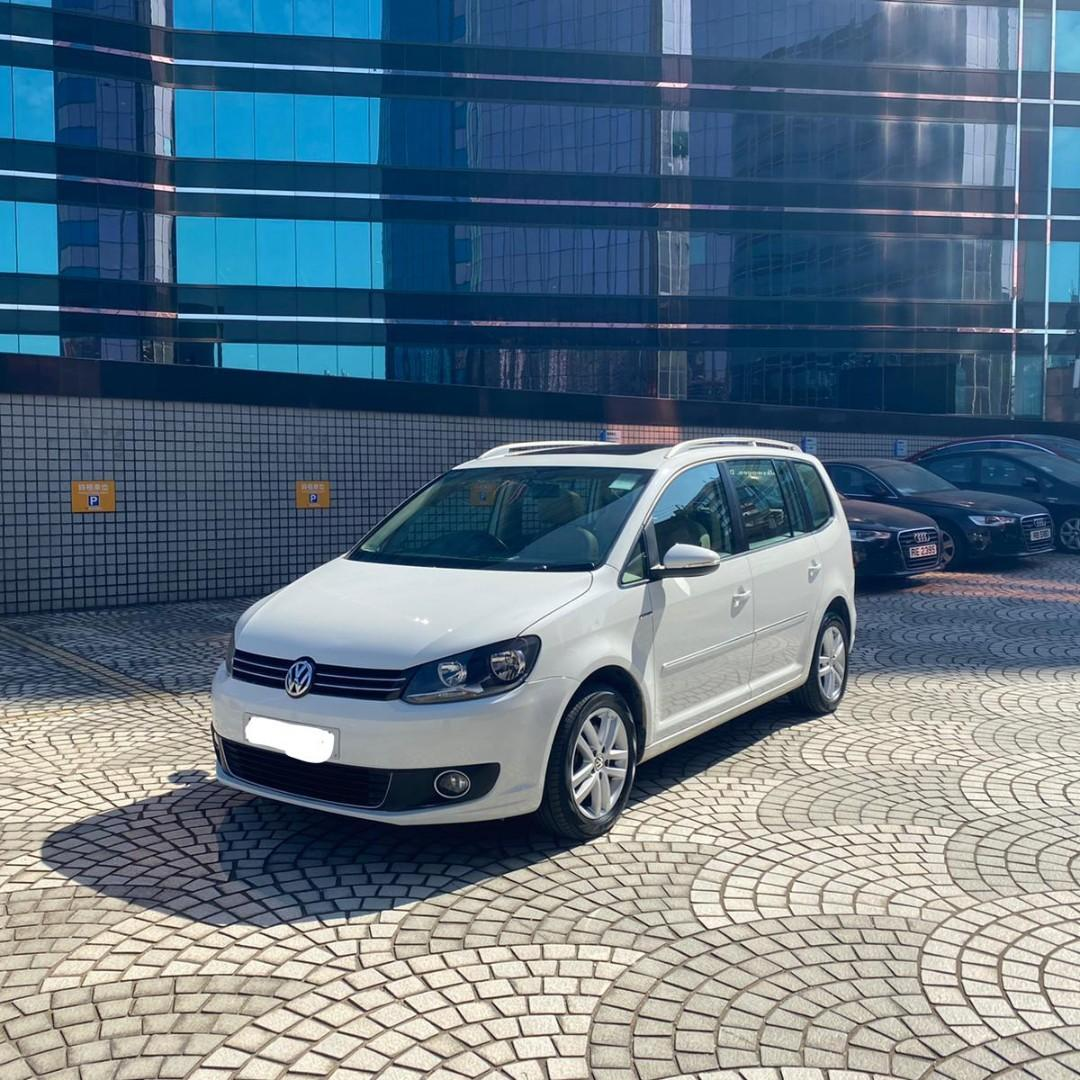 Volkswagen Touran 1.4 TSI 170PC Auto