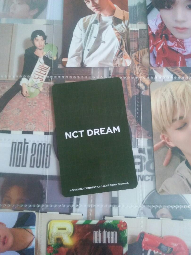 [WTS/WTT] NCT DREAM Back To School Kit Preorder Benefit