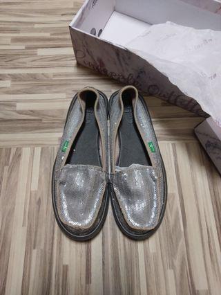 Sanuk 平底鞋 39