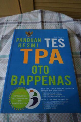 Buku tes TPA