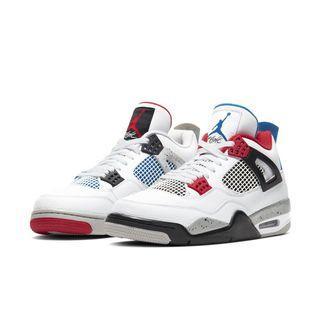Air Jordan 4 Retro SE 「what the」(Limited version)