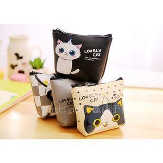 可愛貓咪錢包