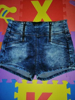 Jag highwaisted shorts