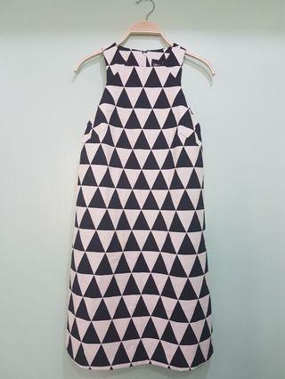 Asos Racer back dress
