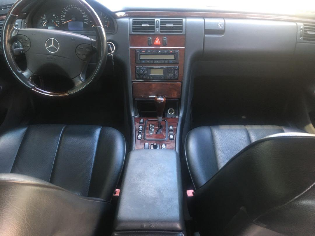 2001. E200k