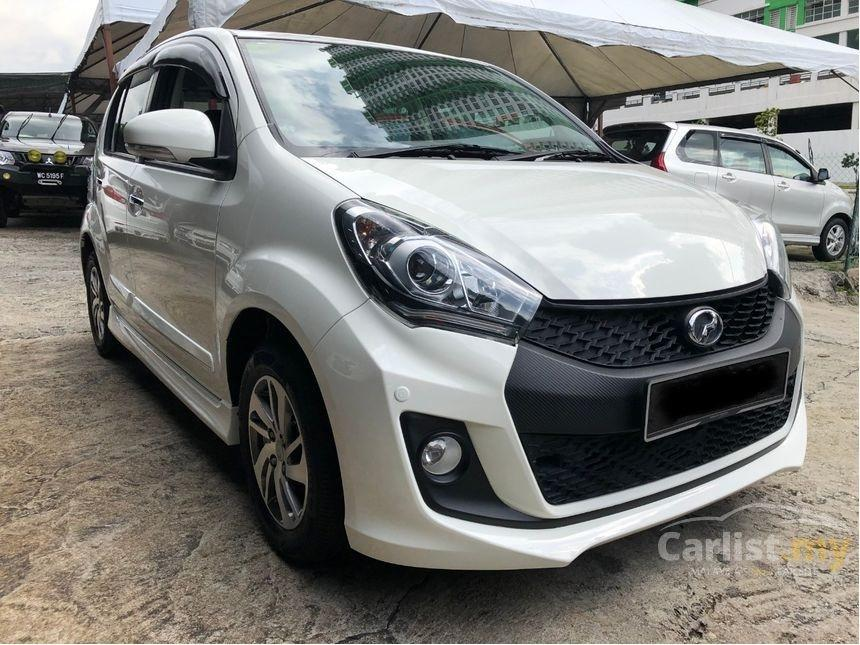 2017 Perodua Myvi 1.5 (A) Advance Full Perodua Service Under Warranty One Owner  http://wasap.my/601110315793/MyviAdv2017