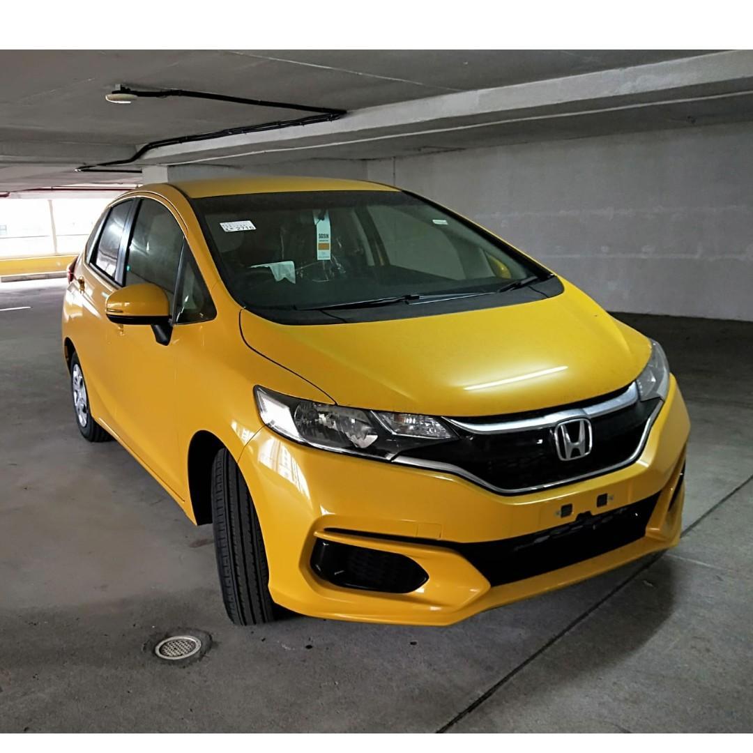 2019 Brand New Honda FIT