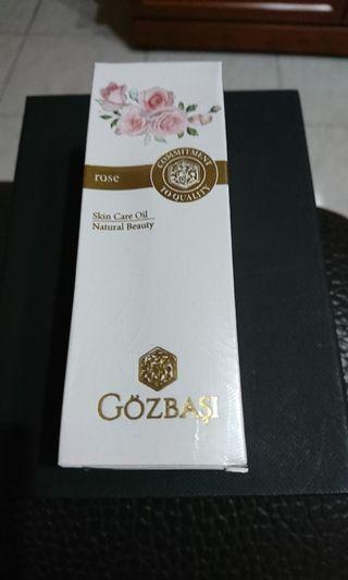 土耳其GOZBASI玫瑰精油50ml
