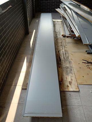 盛餘 三合一 鋁板 防曬板 鐵皮