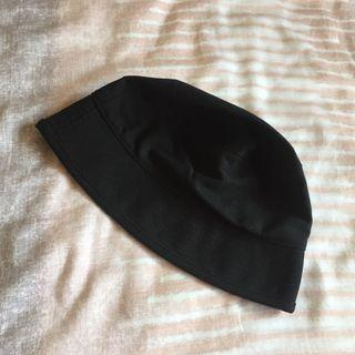 全新黑色遮臉漁夫帽