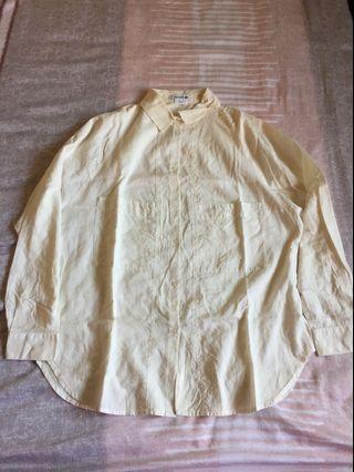 Lacoste 古著襯衫