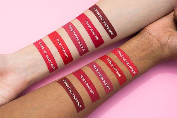 ♥️ Etude House Matte Chic Lip Lacquer in Irene Red
