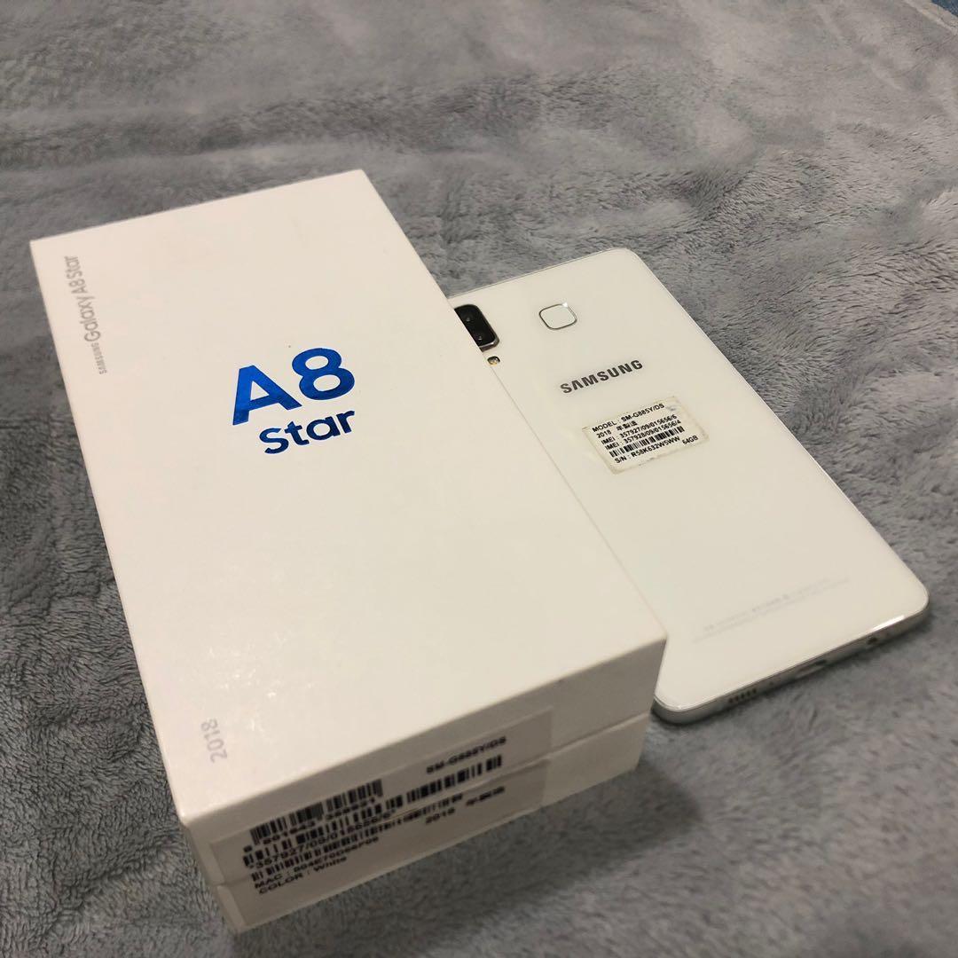 A8star(2018)