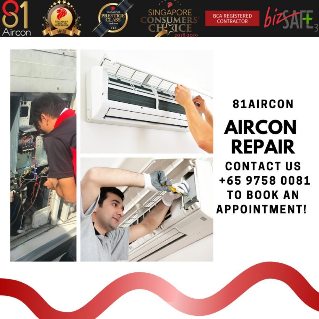 Aircon Repair and Service