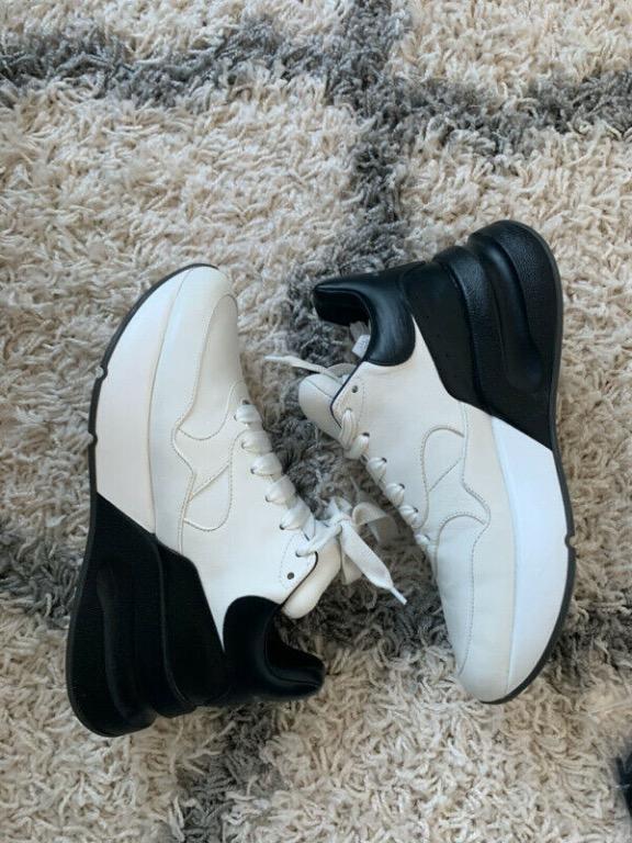 Alexander McQueen Oversized Runner Sneakers (Sz. 39)