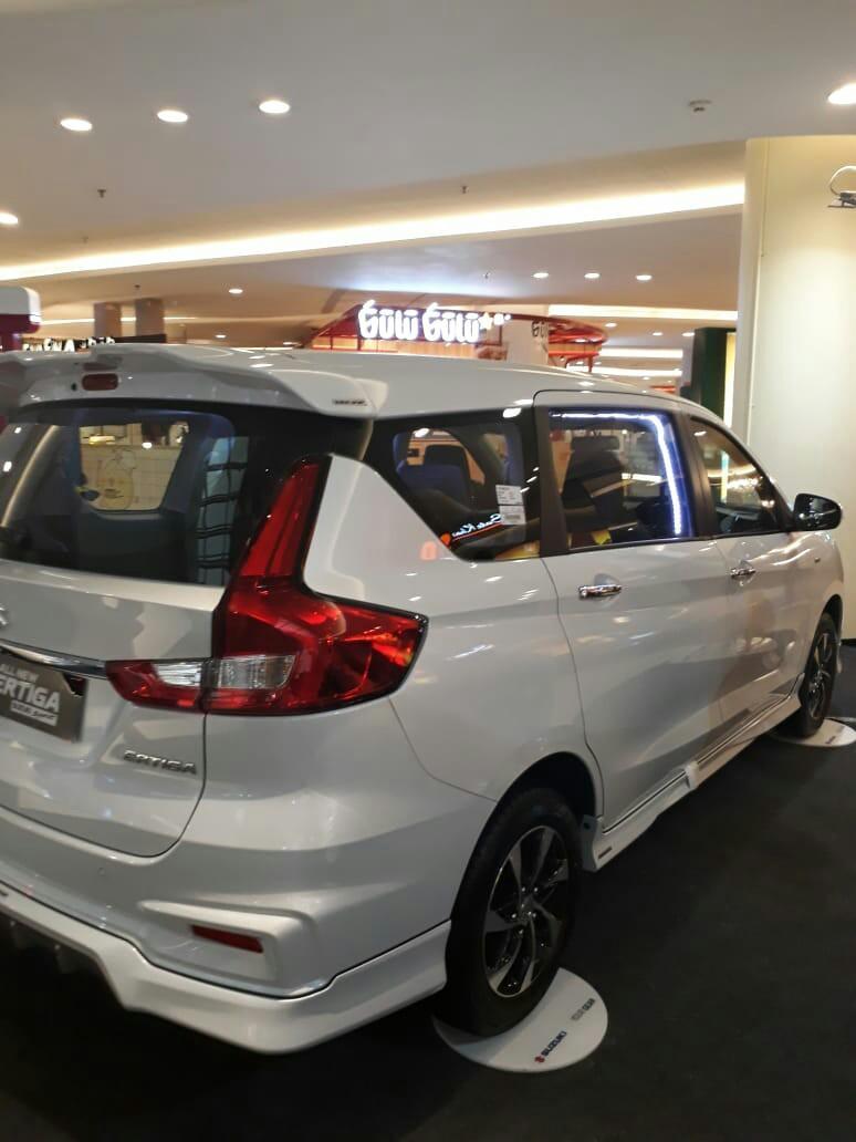 All New Ertiga Dp 15jt Promo Akhir Tahun Cuci Gudang