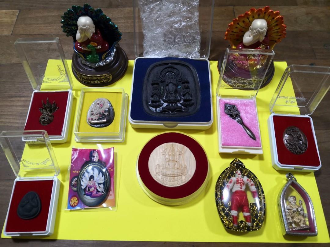 Amulet & Bucha In Price Of 1