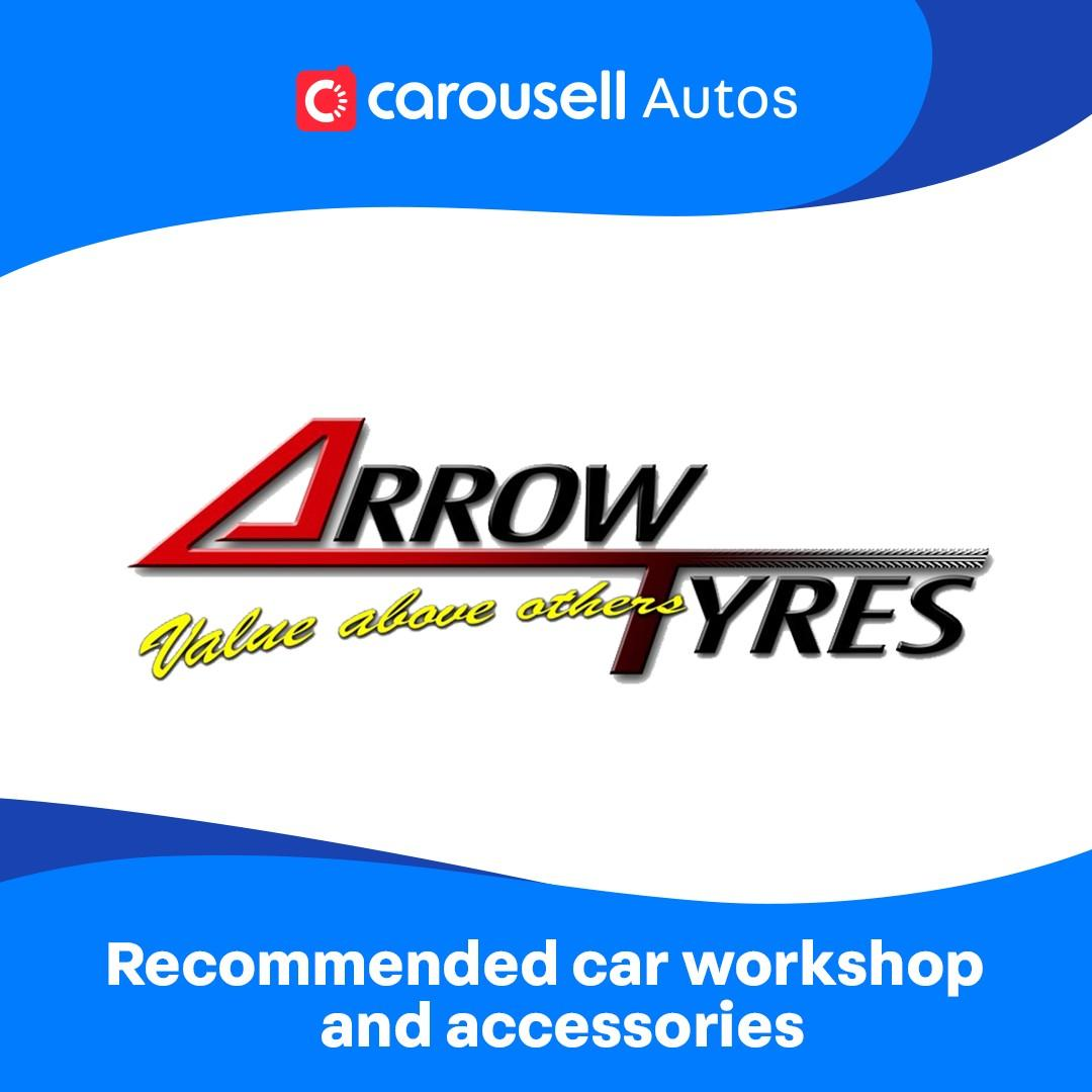 Arrow Tyres - Recommended car workshop and accessories