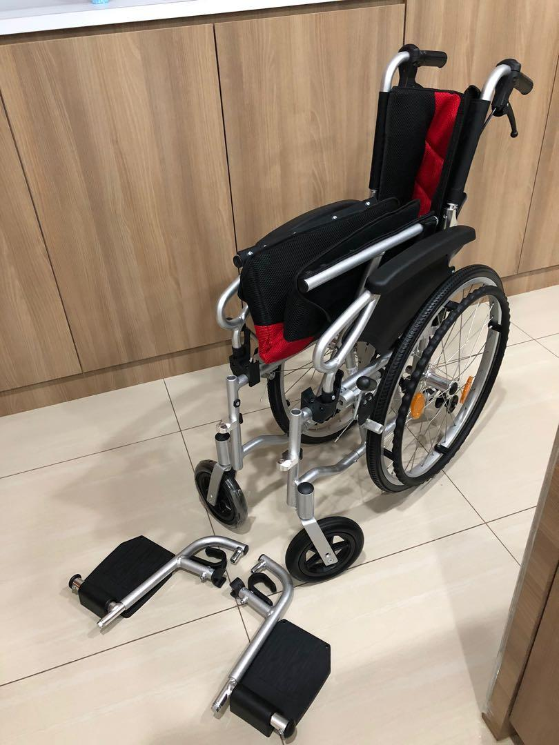 Brand new wheelchair (dnr wheels)