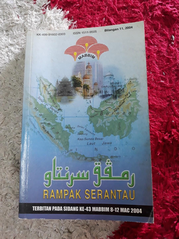 buku Rampak Serantau